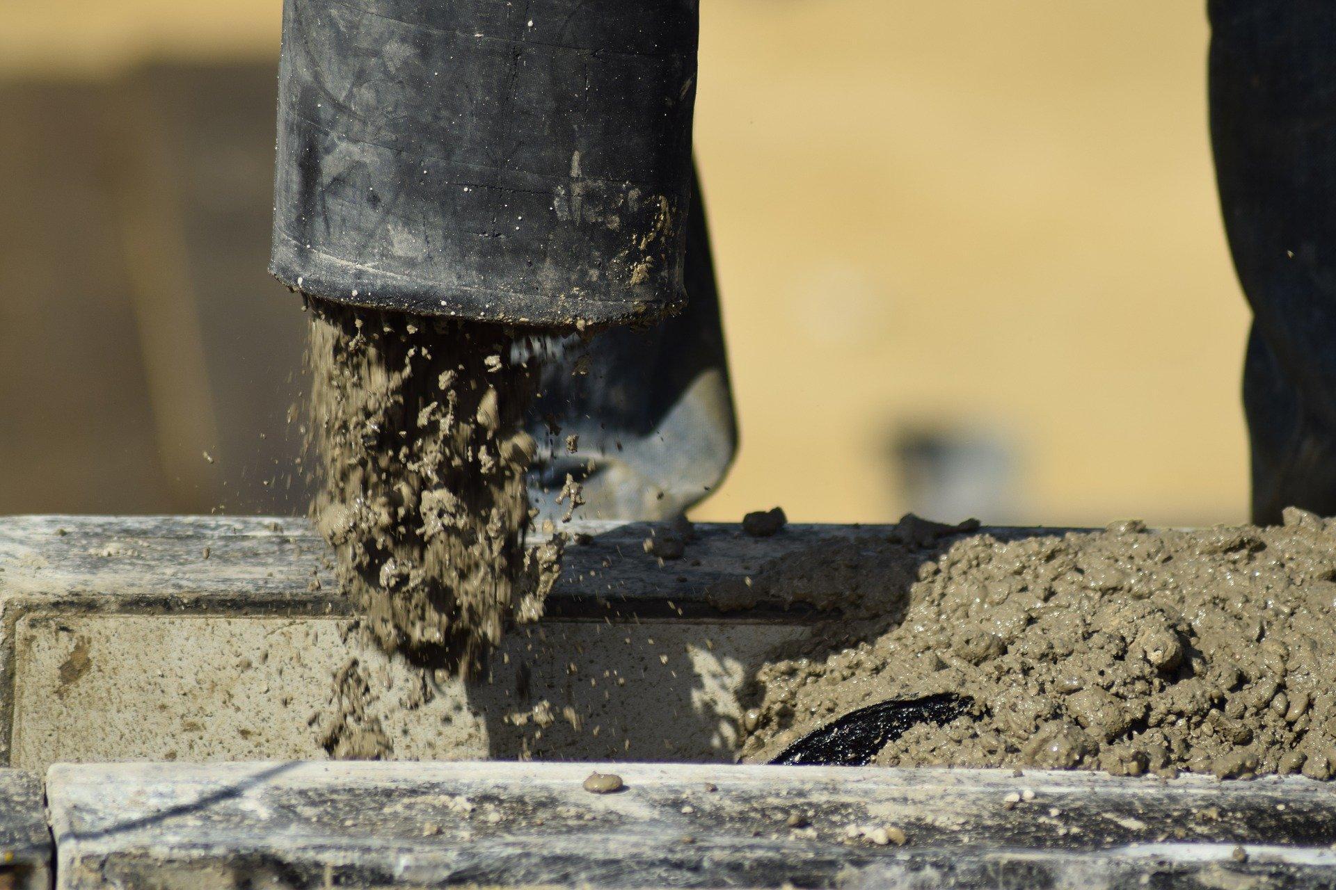 Immagine Pompa per calcestruzzo