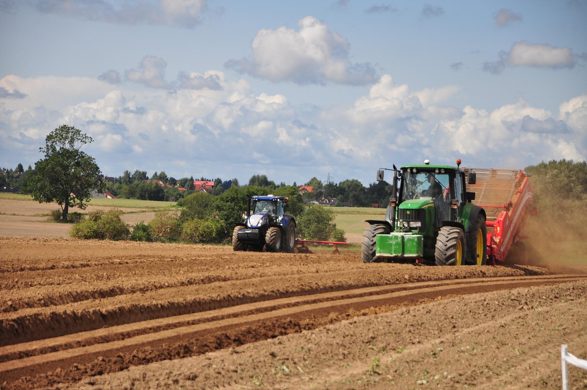 Immagine Trattori agricoli o forestali