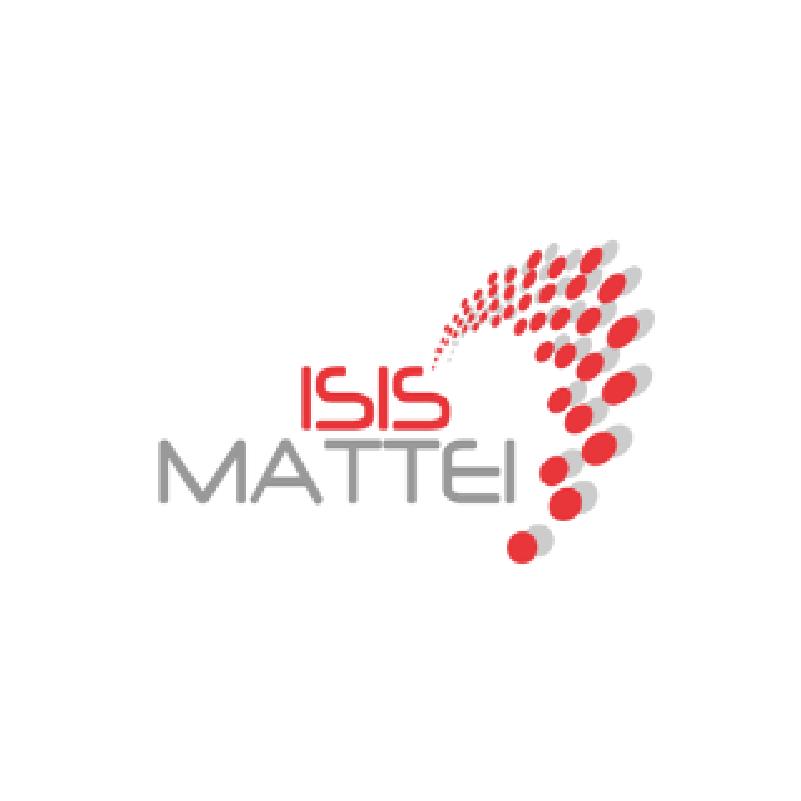 "Logo ISIS ""Enrico Mattei"" Latisana-Lignano Sabbiadoro"